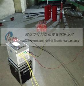 成都武侯新城变电站35KV电缆耐压试验