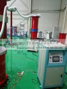 合肥电力检测中心 2000KVA/400KV串联谐振设备采购