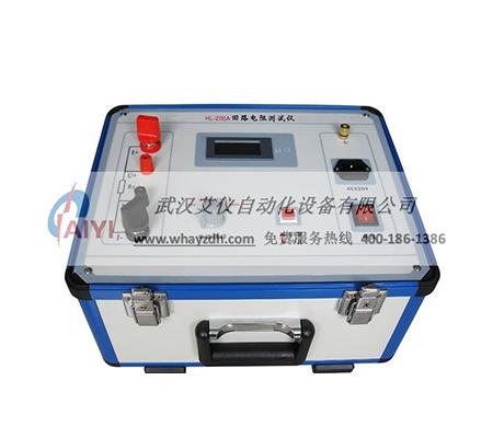 200P 高精度回路电阻测试仪